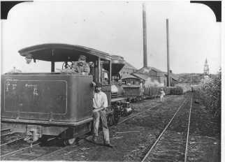 Railroad from Kahului to Wailuku, Maui-(HSA)-PPBER-2-8-006-1895