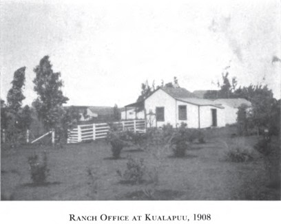 Ranch Office Kualapuu-1908-Cooke