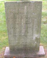Rev John Mott Smith headsone