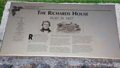 Richards_House-Plaque