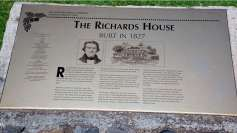 Richards_House-Plaque