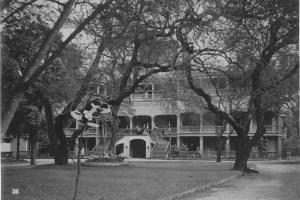 Royal Hawaiian Hotel (the first one)