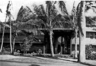 Richardson Hall (army-mil)-1940s