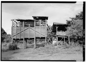 Rock Crusher, At ruins of Baldwin Home For Boys,Molokai-LOC