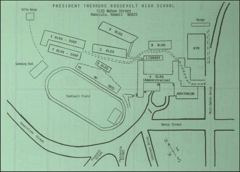 Roosevelt-Map
