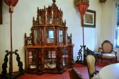 Royal cabinet-a wedding gift from Prince Albert of England and Queen Victoria to Emma and Alexander