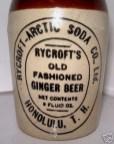 Rycroft-ginger beer bottle