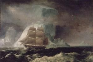 Sad Sailing of the HMS Blonde