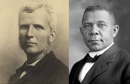 Samuel C Armstrong-Booker T Washington