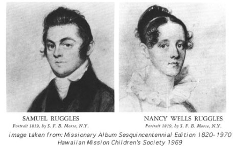 Samuel and Nancy Ruggles-1819