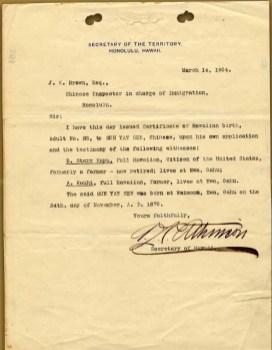 Sun_Yat-sen_Hawaii_Birth_Certificate-letter