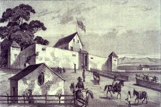 Sutter's_Fort_-_1849