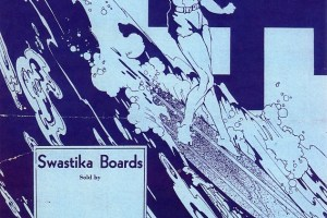 Swastikas … to Waikiki Surf-Boards