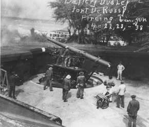 Target Practice at Battery Dudley-(CoastDefenseJournal)-1938