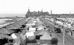 Tent City, a vacation land for the common man of the early 20th century