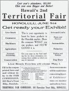 Territorial_Fair-Advertisement-Maui_News-1919