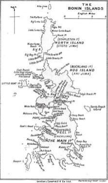 The Bonin Islands