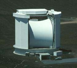 The James Clerk Maxwell Telescope 1987