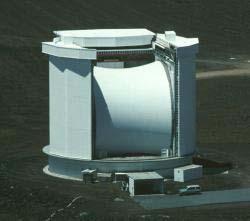 The James Clerk Maxwell Telescope 1987