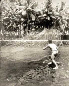 Throwing net