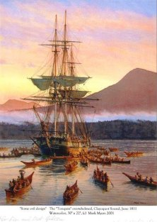 Tonquin-June 1811