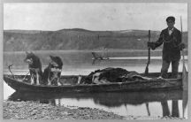 Trapper with hides
