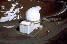 UH 2.2 meter Telescope 1968-1970