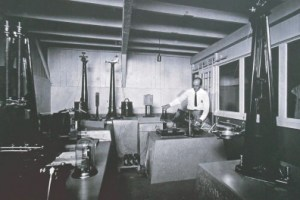 Whitney Laboratory of Seismology