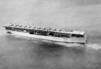 USS Langley (CV 1)-1st Aircraft Carrier