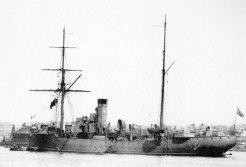 USS Schurz - Geier