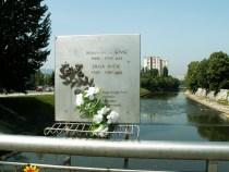 Vrbanja bridge-Romeo and Juliet Bridge
