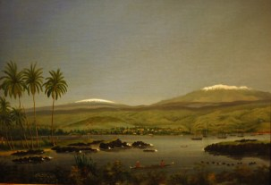 WLA_haa_Hilo_from_the_Bay_by_James_Gay_Sawkins_1852