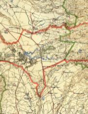 Wahiawa Area Map-1938