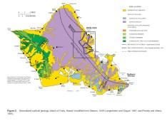 Waiahole Ditch-generalized geology-(USGS)
