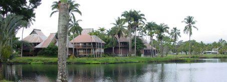 Waiakea Villas-on former Canec Plant site
