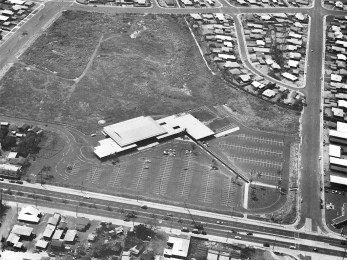 Waialae Shopping Center-1955