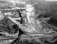 Waiele Gulch Airfield under construction-July_9,_1942
