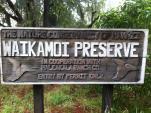Waikamoi-Sign