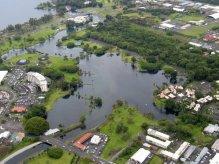 Wailoa Pond-Waiakea Villas-on former Canec Plant site (R)