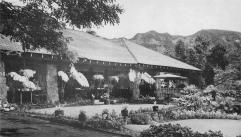 Waioli Tea Room Salvation Army Girls Home Oahu Postcard ca 1930s