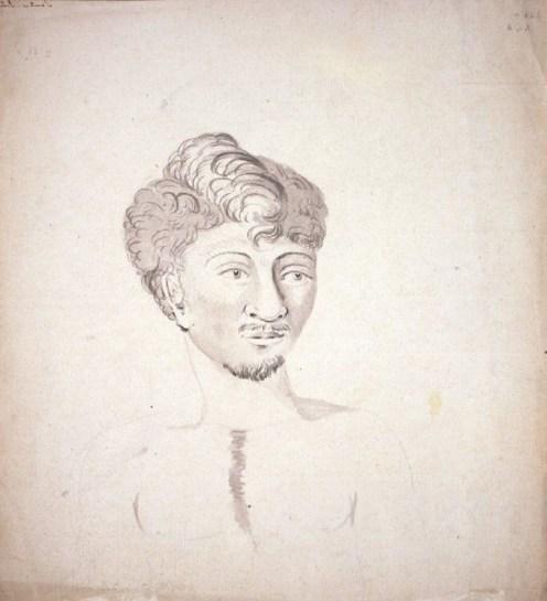 William_Ellis_–_Palea,_a_sub-chief_under_Kalaniopuu-1779
