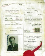 ZachariasDische-Visa_May 3, 1941