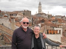 rooftops of Perigueux