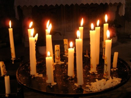 candles St Front Perigueux