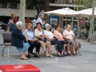women, Barcelona
