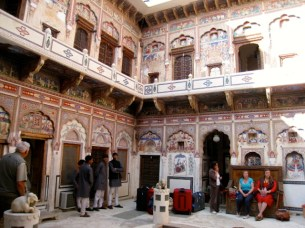 haveli decoration