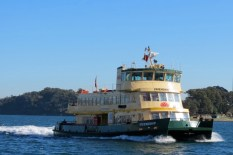 friendship ferry, sydney harbour