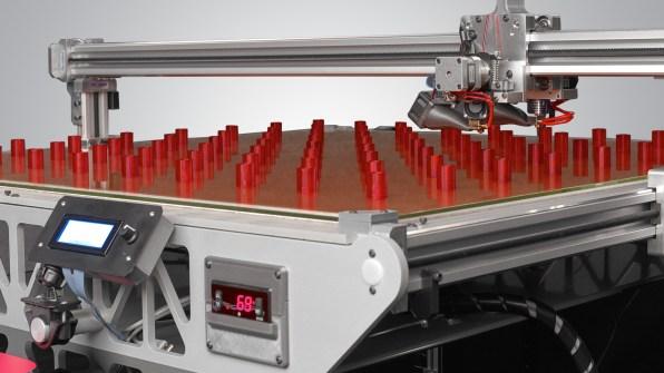 3d industrial printer