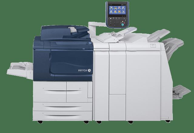 Xerox D95A/D110/D125/D136 Copier/Printer