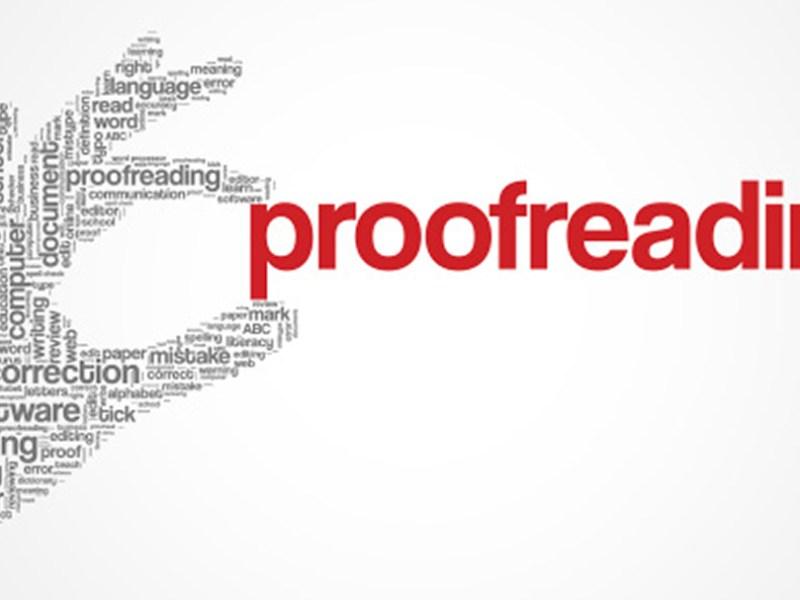 Xerox Proofreader Service App